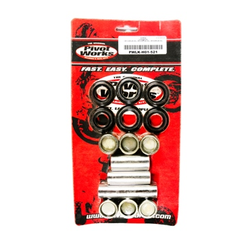 PIVOT WORKS Suspension Linkage Rebuild Kit Honda