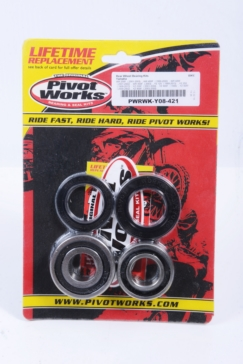 Pivot Works Wheel Bearing Kit Fits Yamaha