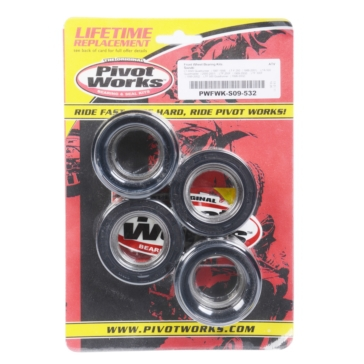 PIVOT WORKS Wheel Bearing Kit Suzuki