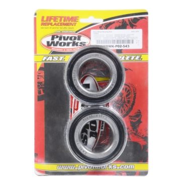 Pivot Works Wheel Bearing Kit Fits Polaris