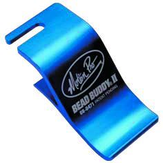 MOTION PRO Bead Buddy® II Installing Bib Mousse tube