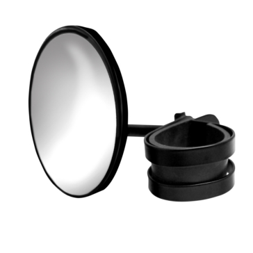 "1.75"" Clamp-On K SOURCE Mirror Wide angle - Round"