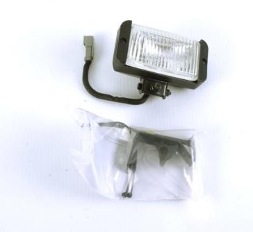 Bercomac Lumière avec support de souffleuse