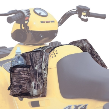 KwikTek ATV Tank Saddlebag