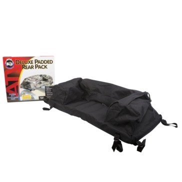 KWIK TEK ATV Deluxe Padded Rear Rack Pack