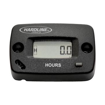 Hardline Products Hourmeter 2-Stroke, 4 Stroke - HR-8063