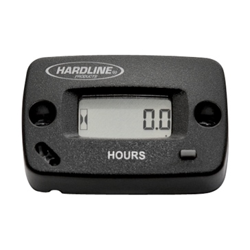 HARDLINE PRODUCTS Re-Settable Hourmeter