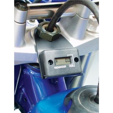 HARDLINE PRODUCTS Steering Stem Hourmeter Bracket