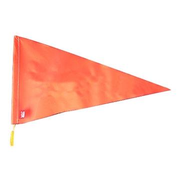 HARDLINE PRODUCTS Safety Flag Whip 7' - No