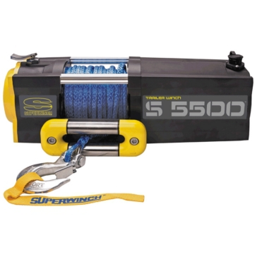 SUPERWINCH 12V Winch with Remote