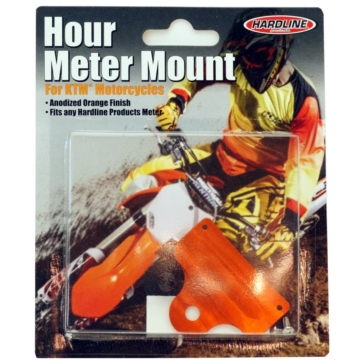 HARDLINE PRODUCTS Hour Meter Mount