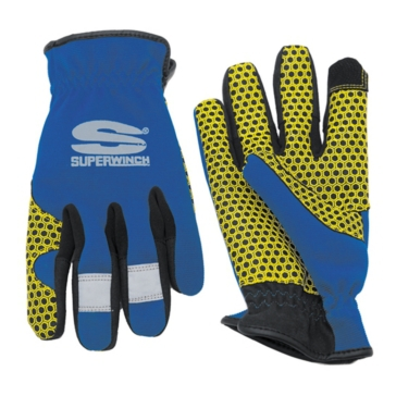 Unisex - Solid Color SUPERWINCH Trail Gloves