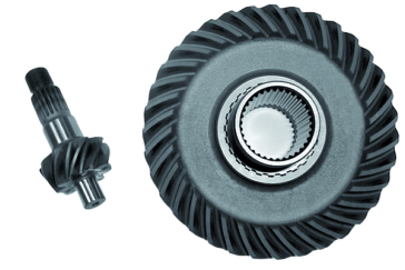 KIMPEX Rear Ring & Pinion Gear Set