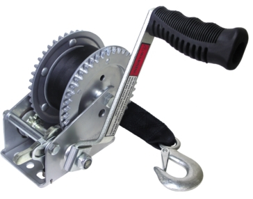 BOATER SPORTS Dual Drive Trailer Winches