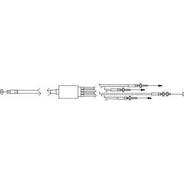 Câble d'accélérateur KIMPEX 05-139-63