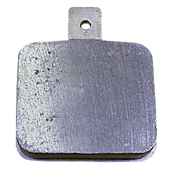 Kimpex Sabot de frein en métal Céramique