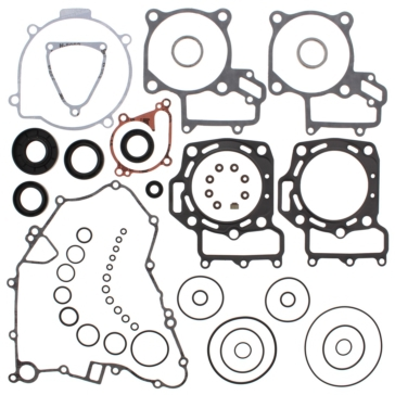 VertexWinderosa Complete Gasket Sets with Oil Seals Kawasaki - 064987