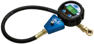 Manomètre numérique 0-60 lb/po² MOTION PRO Manomètre pour pneu