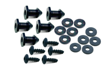 Kimpex Windshield Screw Kit for Bombardier