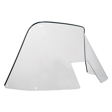 Kimpex Snowmobile Windshield Front - John Deere - Polycarbonate