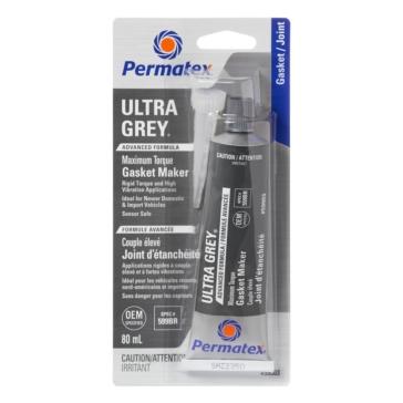 PERMATEX Joint d'étanchéité RTV Ultra Grey