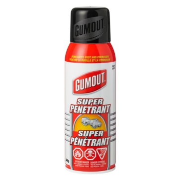 Gumout Super Penetrating Oil