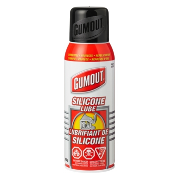 GUMOUT Silicone Spray Lubricant