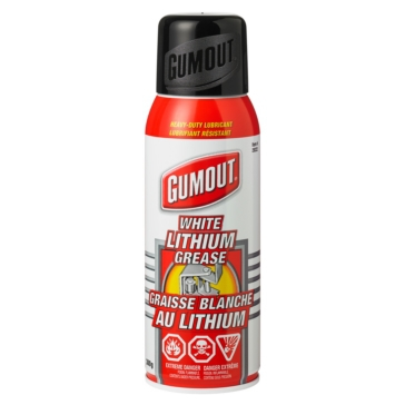 GUMOUT White Lithium Grease