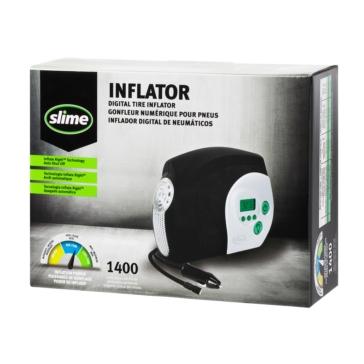 SLIME Gonfleur à pneu numérique 1400 po3/min.
