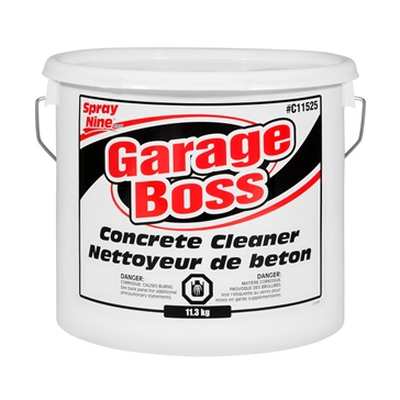 Spray Nine Garage Boss Concrete Cleaner 11.3 kg