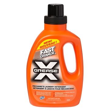 PERMATEX Mechanic's Laundry Detergent Fast Orange 1.18 L