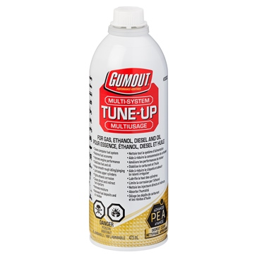 Gumout Multi-System Tune-Up Aerosol
