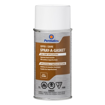 PERMATEX Copper Spray-A-Gasket High-Temp Sealant