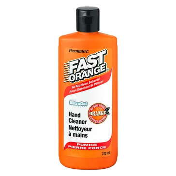 Permatex Pumice Lotion Hand Cleaner - Fast Orange 221 ML