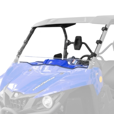 Kimpex Full Windshield Front - Yamaha - Polycarbonate