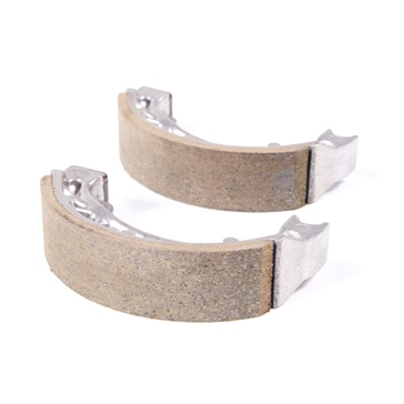 Vesrah Brake Shoes Made with Kevlar, Graphite organic - Front