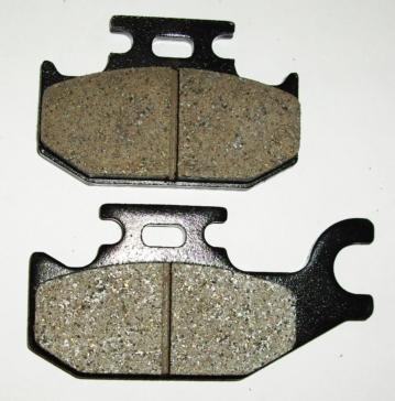 Sabots de frein VESRAH Semi métallique