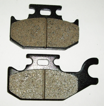 Vesrah Brake Shoes Semi Metallic - Front/Rear