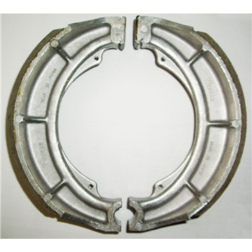 Vesrah Brake Shoes Made with Kevlar, Graphite organic - Rear
