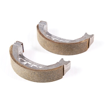 Vesrah Brake Shoes Made with Kevlar, Graphite organic - Front/Rear
