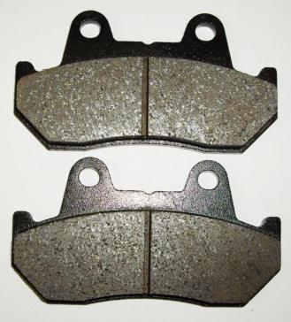 Plaquettes de frein VESRAH Kevlar, Graphite organique