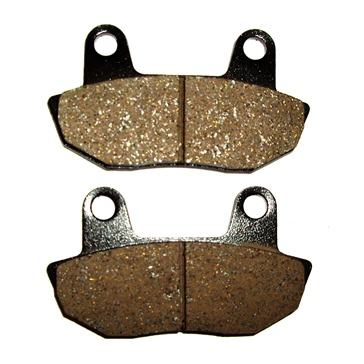 Vesrah Brake Pad Semi Metallic - Front