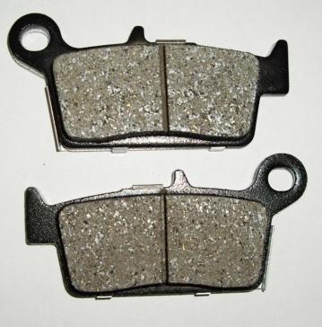 Vesrah Brake Pads Semi Metallic - Rear