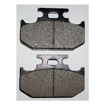 Vesrah VD-432 Brake Pads Semi Metallic - Rear
