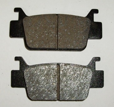 Plaquettes de frein VESRAH Semi métallique