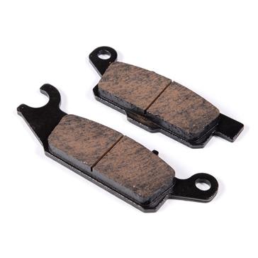 Vesrah Brake Pad Semi Metallic - Rear