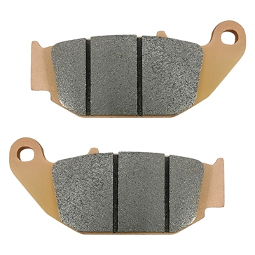 Vesrah Brake Pad Semi Metallic - Rear