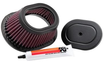 K&N Filtre à air d'origine à grand débit Yamaha