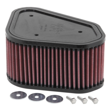 K&N High-Flow OEM Air Filter Kawasaki, Suzuki