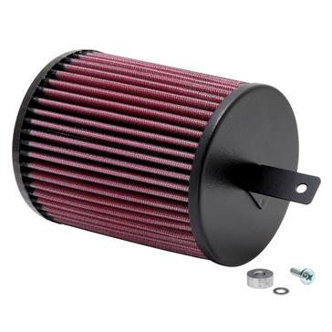 Round K&N ATV High-Flow Original Air Filter